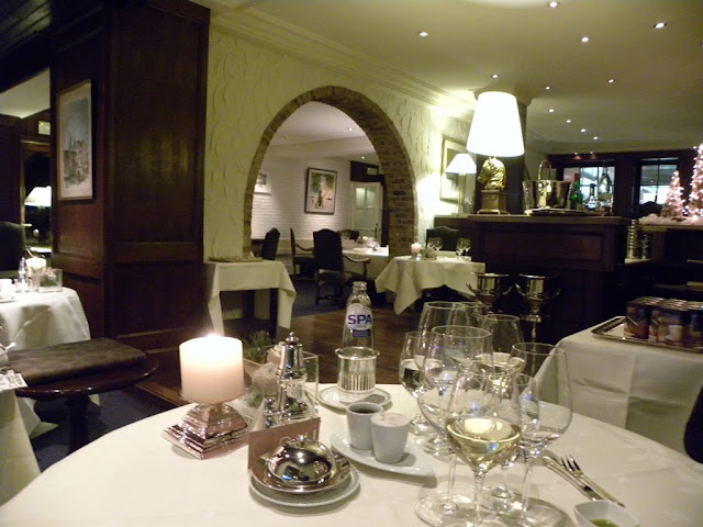 Restaurant Hostellerie Le Fox Demuinck Pardon