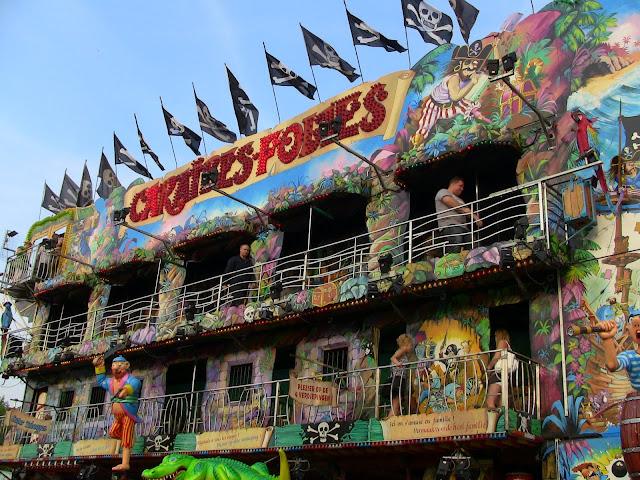 Sinksenfoor Antwerpen Carnival Fair Antwerp
