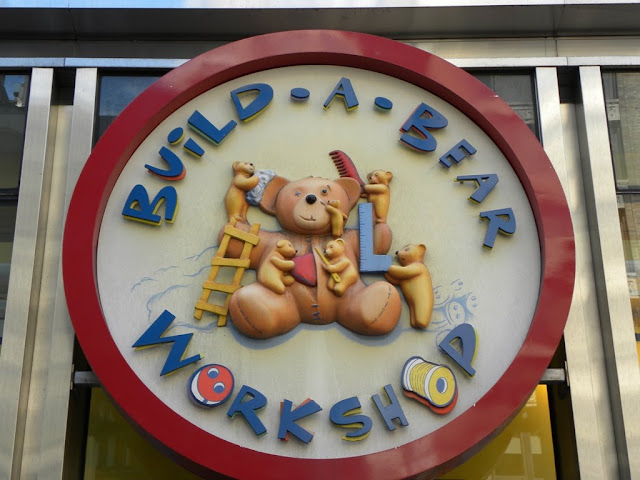Build a Bear New York