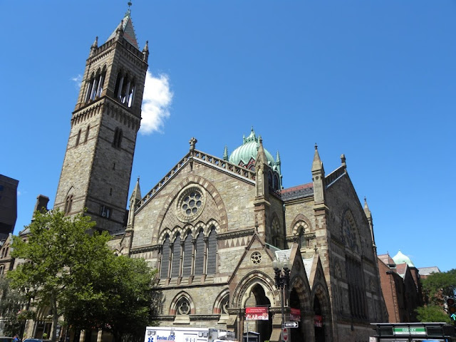 Old South Church Boston