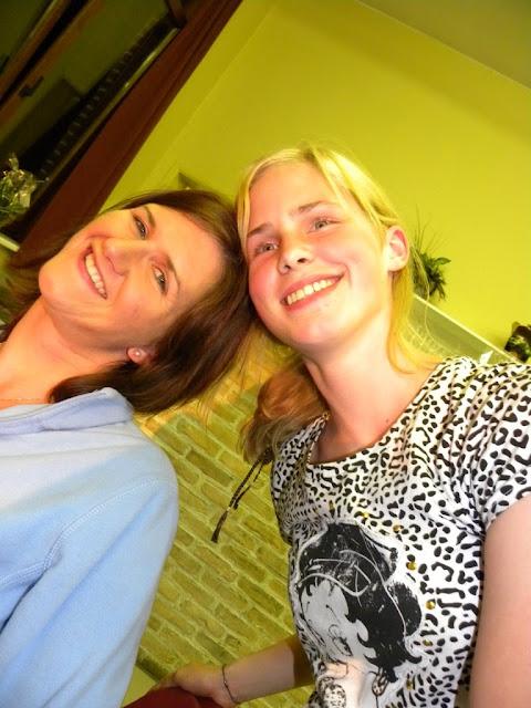 Verjaardagsfeest Lieven en Nadine