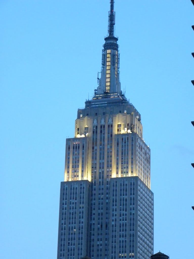 New York Empire State Building Travels - Ballroom Dan...