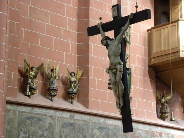 Saint Bartholomew Cathedral Frankfurt