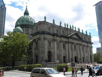 Cathédrale Marie-Reine-Du-Monde Montréal
