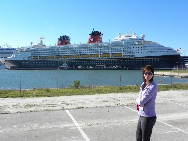 Cruise schip Disney