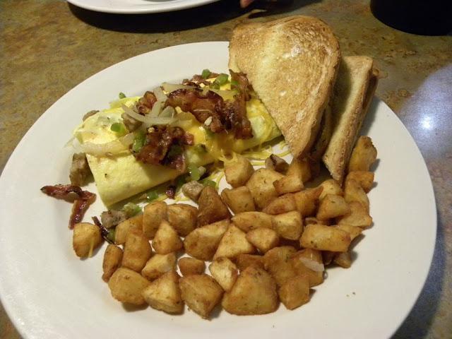 Perkins Baky and Restaurant Orlando