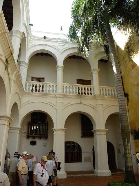 Inquisition Palace Cartagena