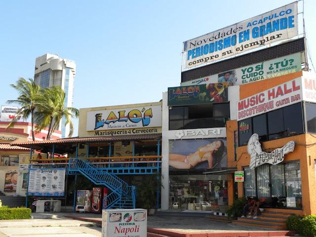 Acapulco city