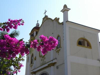 La Crucecita Catholic Church of Huatulco
