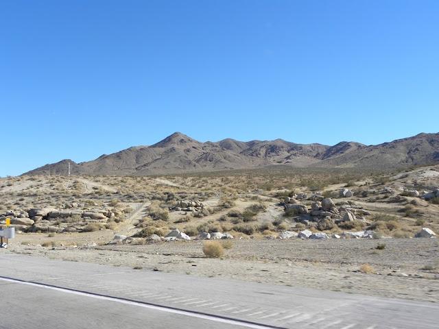 On the way to Las Vegas