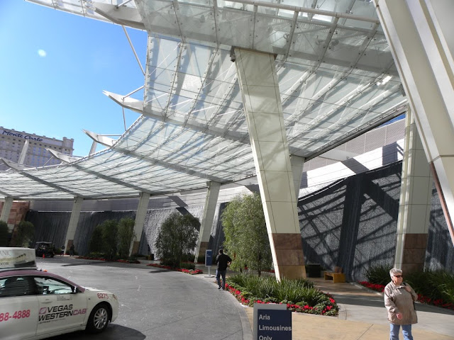 Las Vegas City Center and Aria Casino Resort