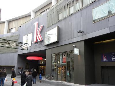 Shopping in Kortrijk