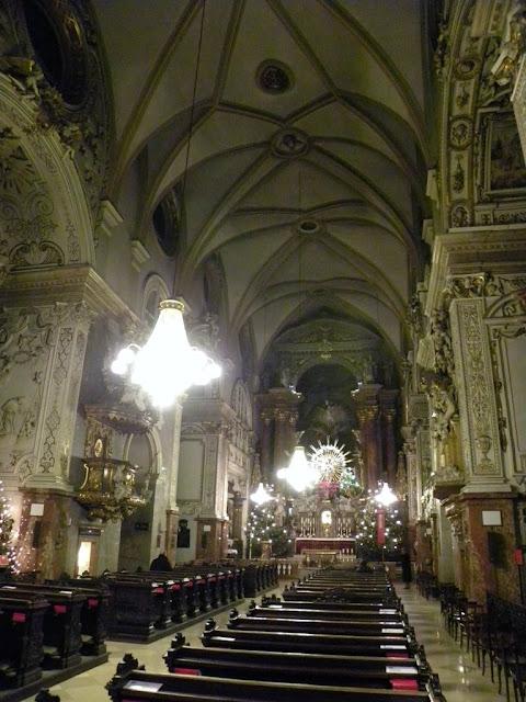 Franziskanerkirche in Vienna