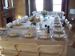 The table set