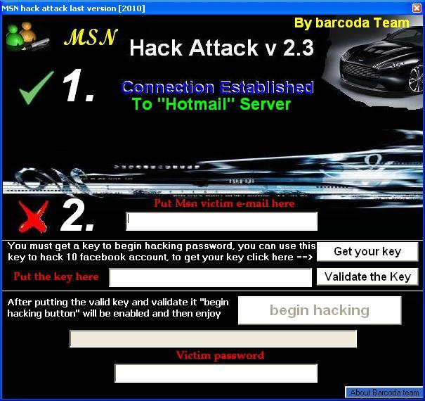 Msn Hack