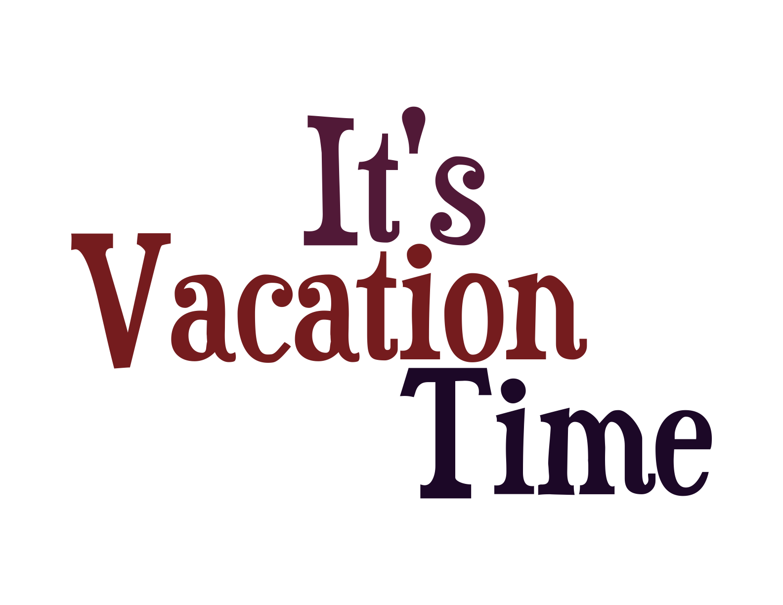 my bad vacation Your budget is stretched, you're feeling stressed, your to-do list is longer than your arm, and your boss is driving you crazy you really need a vacation funny.