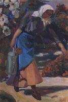 Νικόλαος Λύτρας-Εις τον κήπον