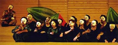Ο ΚΑΡΙΩΝ και ο χορός των γεωργών