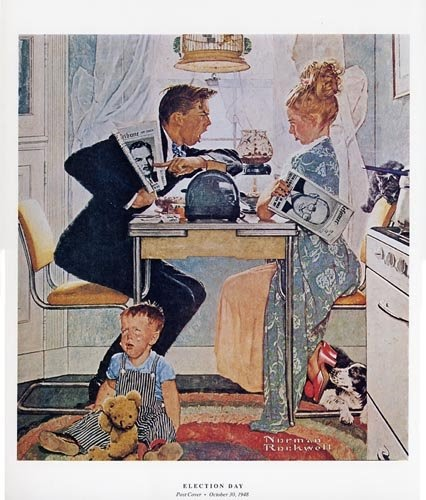 The Art Of Life Inspiration Norman Rockwell
