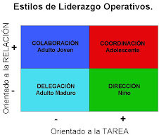 Estilos de liderazgo operativo