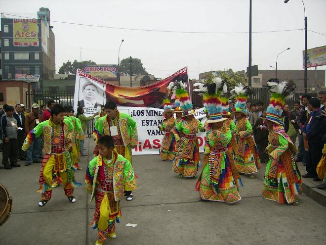 CUMBRE DE LOS PUEBLOS - LIMA - PERÚ 2008