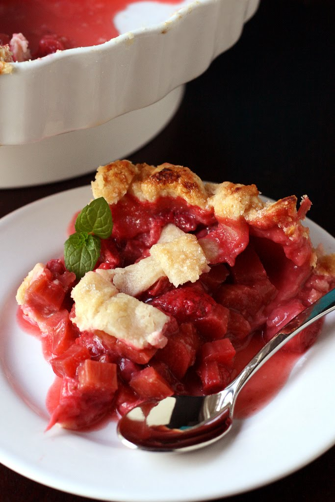 Not So Humble Pie: Strawberry Rhubarb Pie & Apple Pirate ...