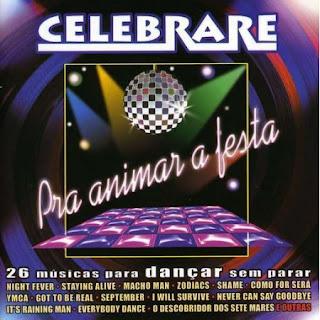 1135416 CD Celebrare   2003   Pra animar a festa (Pedido)