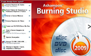 Ashampoo Burning Studio 2009 8.04 download baixar torrent