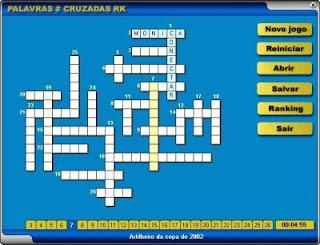 Palavras Cruzadas Rksoft + Serial - ReiDoDownload.BlogSpot.com