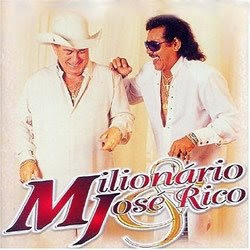 CD As 20 + Milionário e José Rico