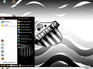 roxette the platinum collection 2009 Tema do Santos para Windows XP Baixar Grátis