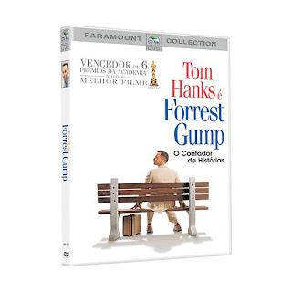 Livro Forrest Gump: O Contador de Histórias