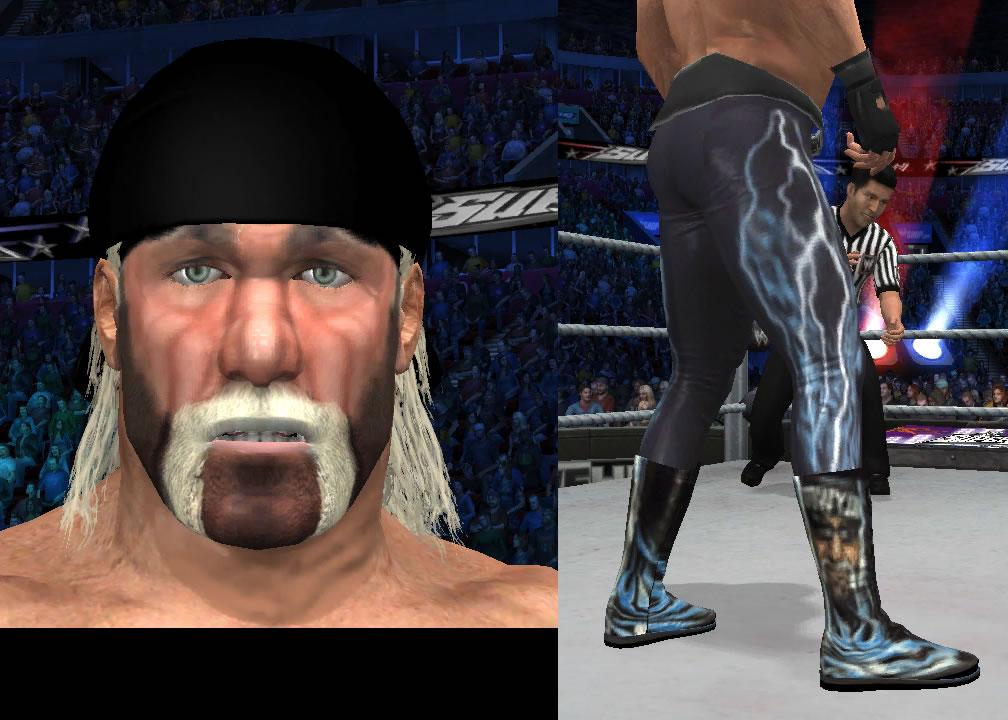 Hulk Hogan caw - <b>SVR 2011</b>