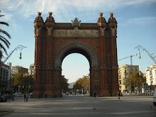 Barcelona Arco do Triunfo