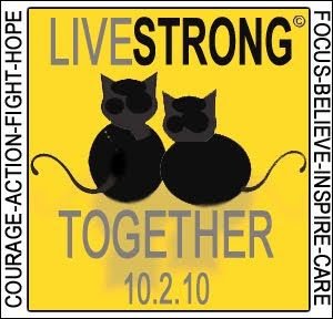 October 2 is LIVESTRONG Day
