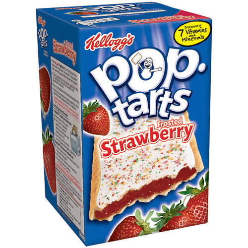 Strumming the Tiny Little Strings of My Heart: strawberry pop tarts