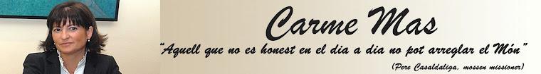 Blog Oficial Carme Mas