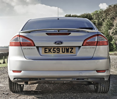The new Ford Mondeo Titanium ECOnetic is available in five-door hatchback or