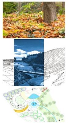 autocad paisajismo