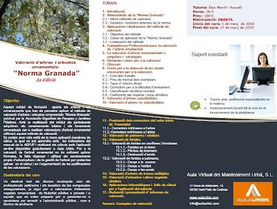 Curso Norma Granada