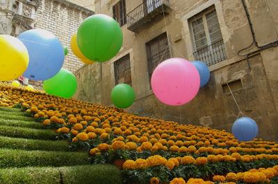 Gerona exposicion de flores