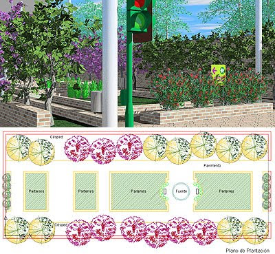 Cursos jardines