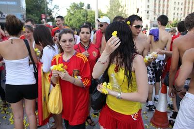 Final Mundial Madrid