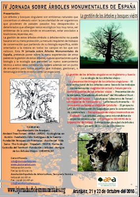 Jornadas Árboles Monumentales
