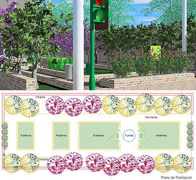 Cursos diseño jardines