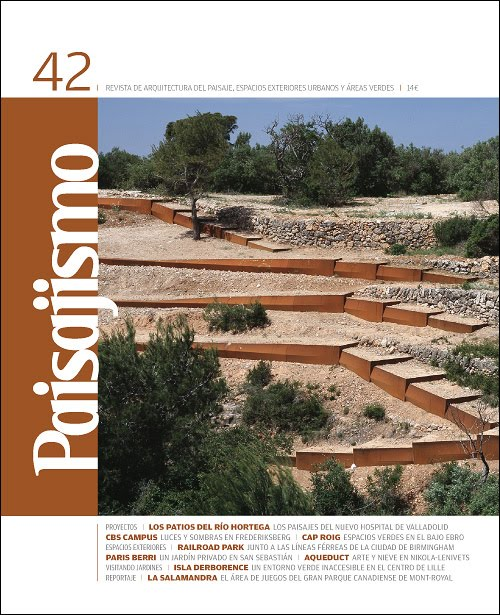 Revista paisajismo n 42 jardiner a y paisajismo for Pdf jardineria y paisajismo