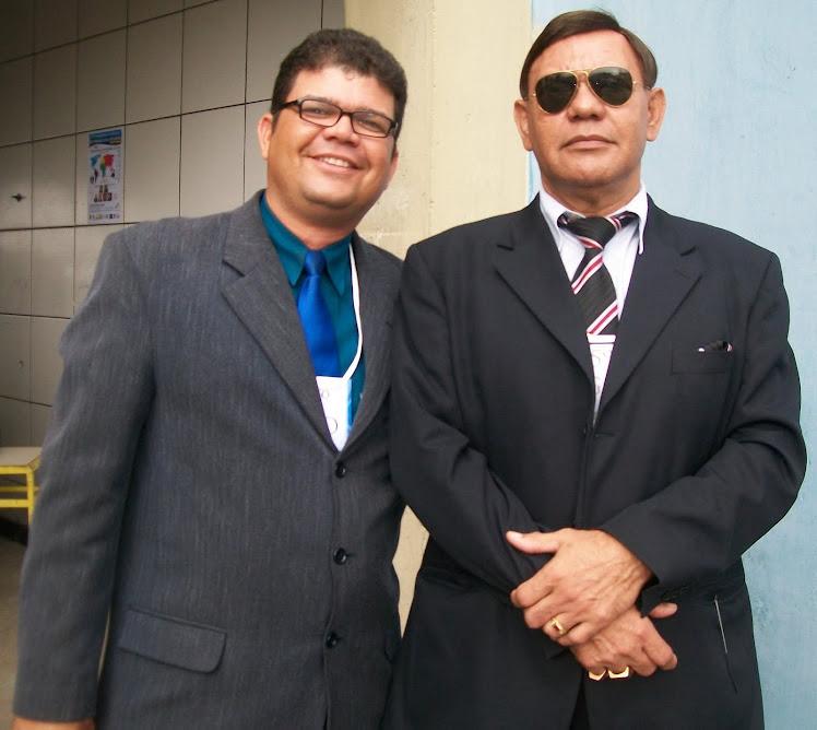 PR; ROBERTO NA AGO DA COMADERJ NO RIO