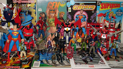 Thundercats Action Figures on Murac  August 2009  Muestras De Robots  Action Figures Y Comics