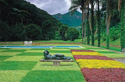 Gardendesigns more grass patterns for Checkerboard garden designs