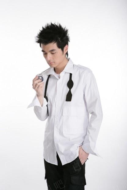 Zhang yi fan: Zhang yi fan as leon(lie fei)